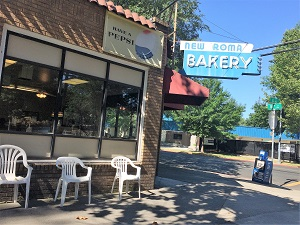 Picture of New Roma Bakery Exterior