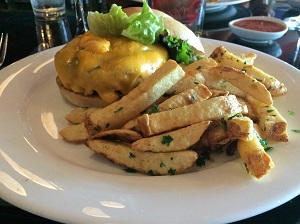 Picture of Formoli's Bistro Savor East Sac Burger