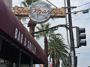 Picture of Joe Marty's Exterior Signage