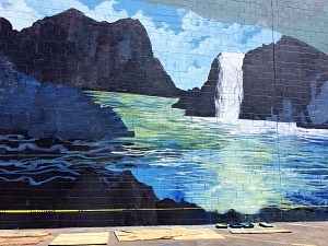 Picture of Wide Open Walls Artist Nosgo mural