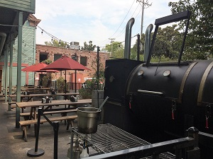 Picture of Tank House Outside Patio