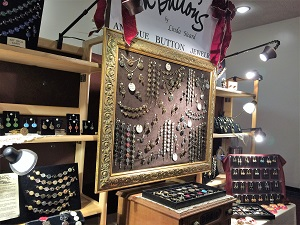 Picture of Crocker Holiday Artisan Market Antique Button Jewelry