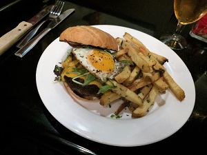 Picture of Formoli's Bistro Whiskey Burger