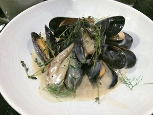 Picture of Magpie Cafe Mussels