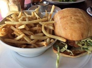 Picture of 33rd Street Bistro Buttermilk Fried Chicken Sandwich