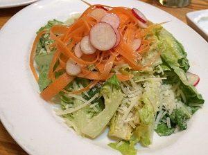 Picture of The Press Bistro Little Gem Salad
