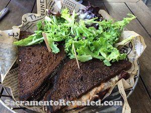 Photo of Firestone Public House Reuben Sandwich