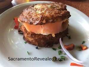 Photo of La Trattoria Bohemia Bohemian Potato Pancakes