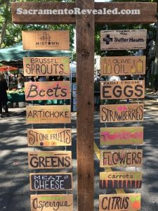 Photo of Midtown Farmers Market Signage