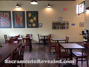 Photo of Real Pie Company Interior