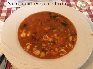 Photo of Espanol Italian Restaurant Minestrone Soup