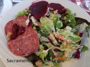 Photo of Espanol Italian Restaurant Salad