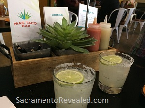 Photo of Mas Taco Bar Margaritas