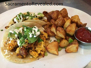 Photo of Ink Eats & Drinks Breakfast Tacos