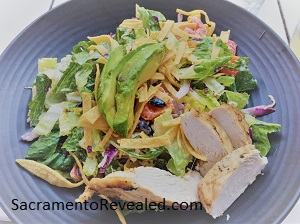 Photo of Iron Horse Tavern Sante Fe Chicken Salad