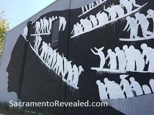 Photo of Wide Open Walls 2018 Mural by David de la Mano of Spain