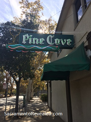 Photo of Pine Cove Signage