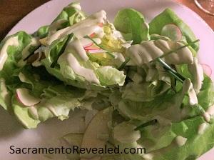 Photo of Empress Tavern Butter Lettuce Salad