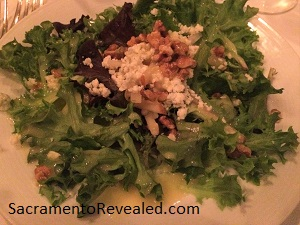 Photo of Firehouse Restaurant Mixed Green Salad