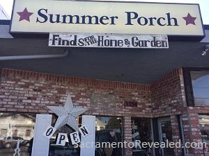 Photo of Summer Porch Exterior