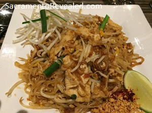 Photo of T.H.A.I. Pad Thai with Chicken