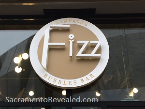 Photo of Fizz Champagne & Bubbles Bar Signage