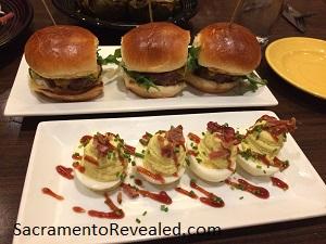Photo of Hoppy's Railyard Kitchen & Hopgarden Stiders & Deviled Eggs