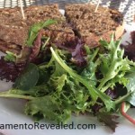 Photo of Juno's Eggplant Sandwich