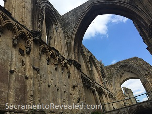 Photo of Lady Chapel - Glastonbury Abbey