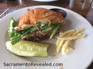 Photo of Limelight Bar and Cafe Burger