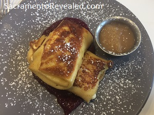 Photo of Solomon's Deli Cheese Blintzes