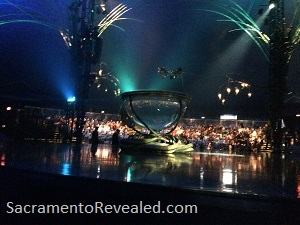 Photo of Amaluna Stage