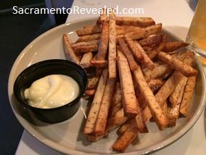 Photo of Saigon Alley Taro Fries