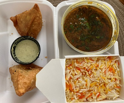 Photo of Junoon Flavors of India takeout