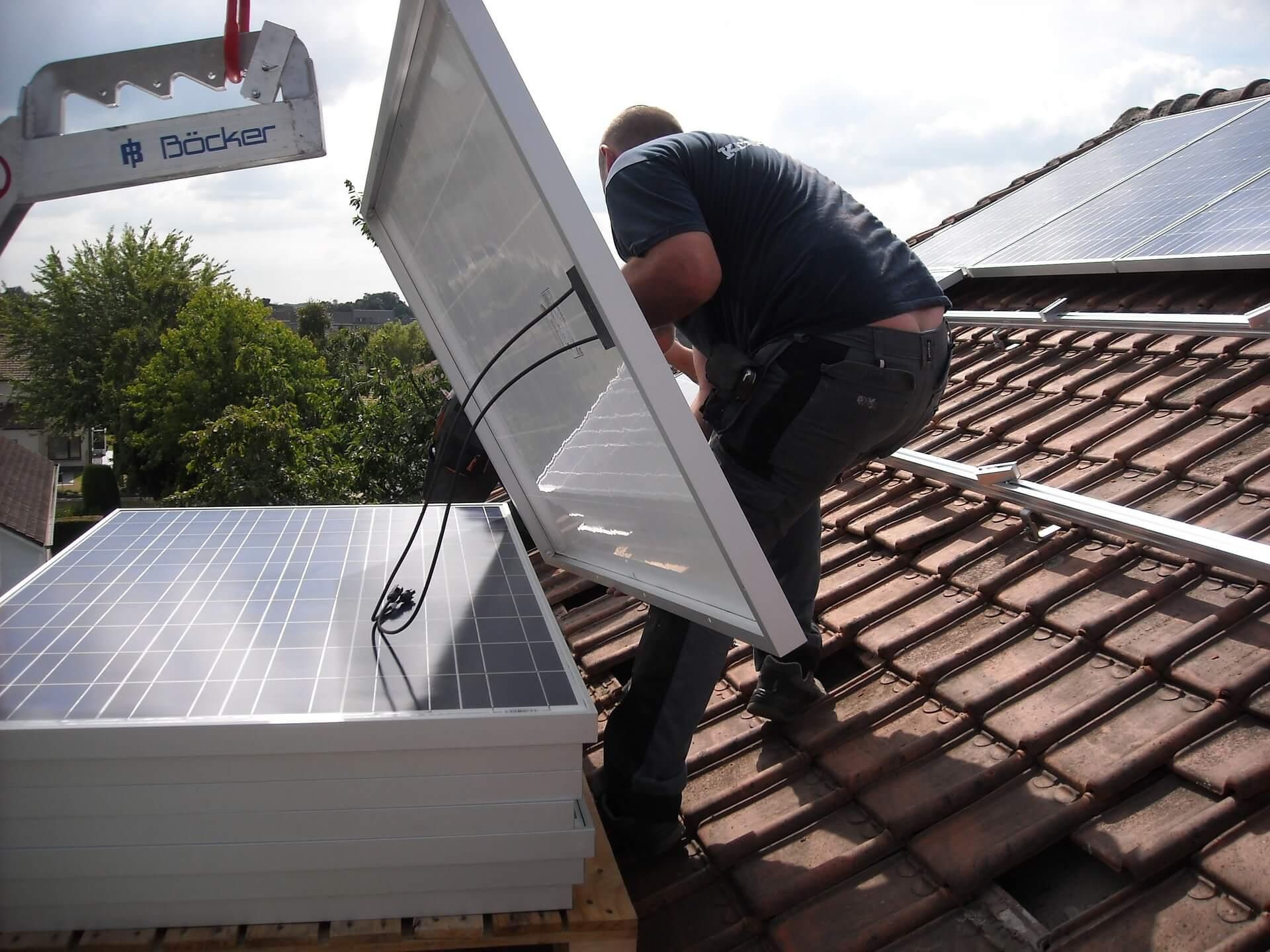 residential solar installation sacramento