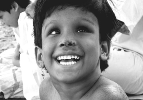 The forgotten child: Radha's son, why he's invisible, and how you can help women end poverty in India | Sacraparental.com