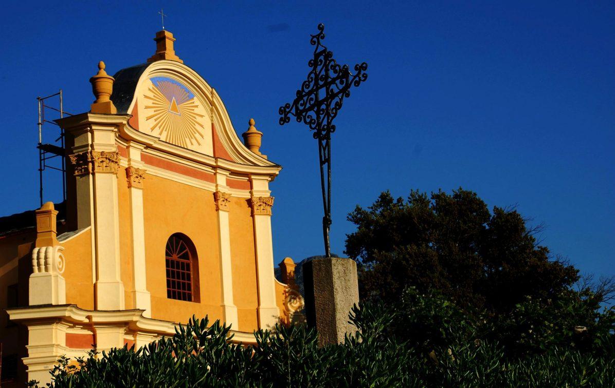 Sacré Cap Corse - Eglise Saint-Pantaléon à Barrettali