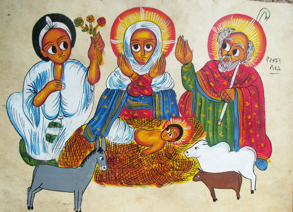O Come All Ye Faithful Sacred Art Meditations