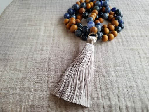 Sacred Grounded Truth Mala