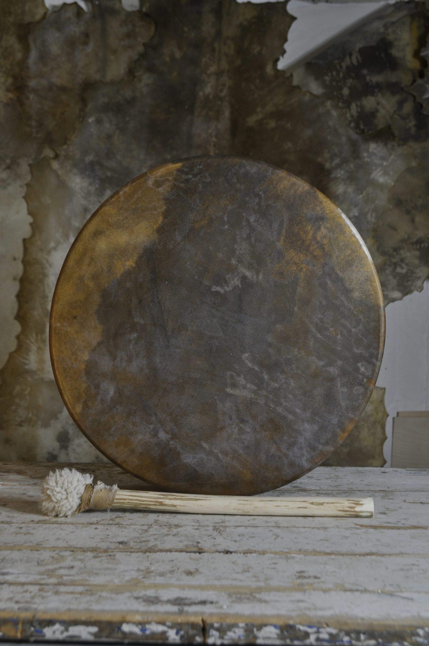 Custom made Horse Shaman Drum