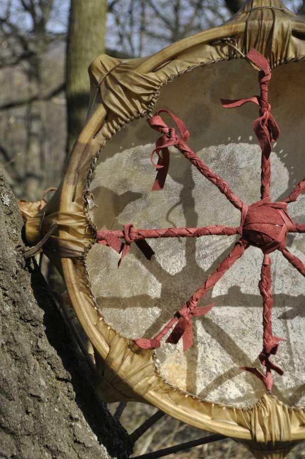 siberian shaman drum