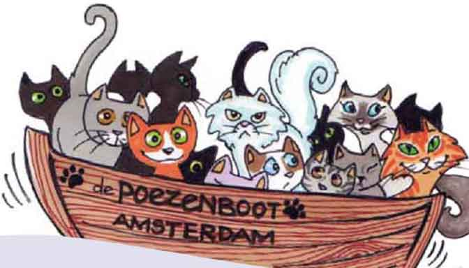 Le cat boat