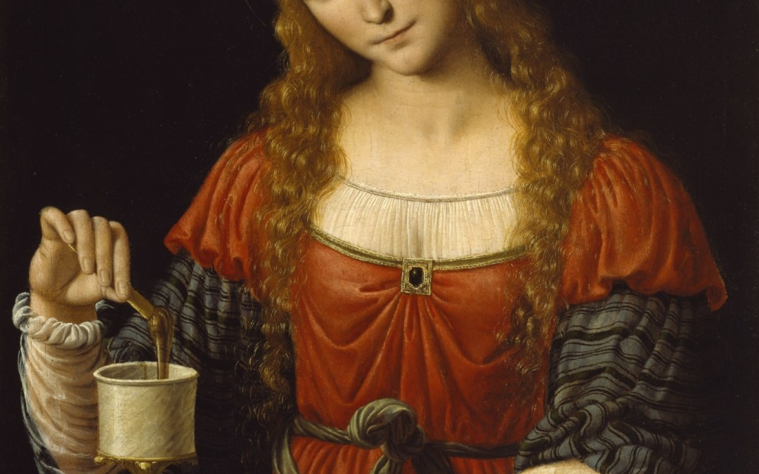 Part 2: Following a Trail of Red Rose Petals-Mary Magdalene the Spiritual Teacher