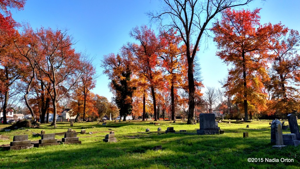 Portsmouth Mt. Calvary Cemetery Orton