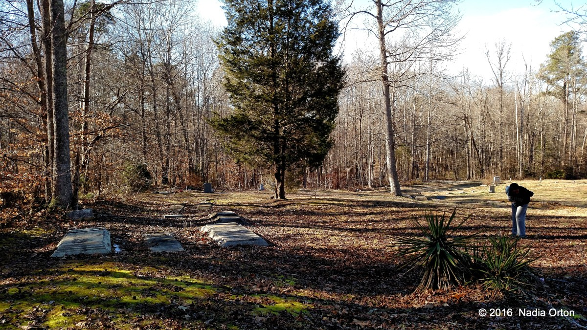 Franklin County, North Carolina: Haywood Baptist Church Cemetery
