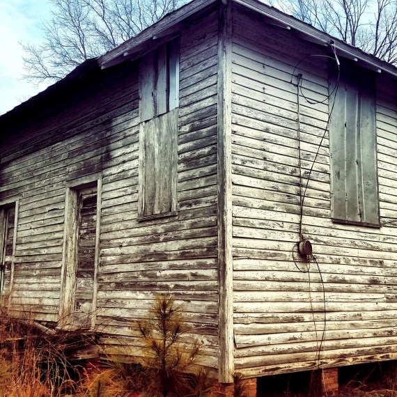 Warren County, North Carolina: Exploring an old Rosenwald School