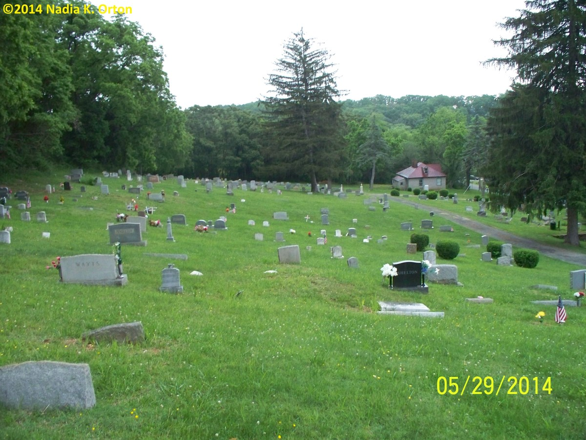 Staunton, Virginia: Fairview Cemetery (est. 1869)