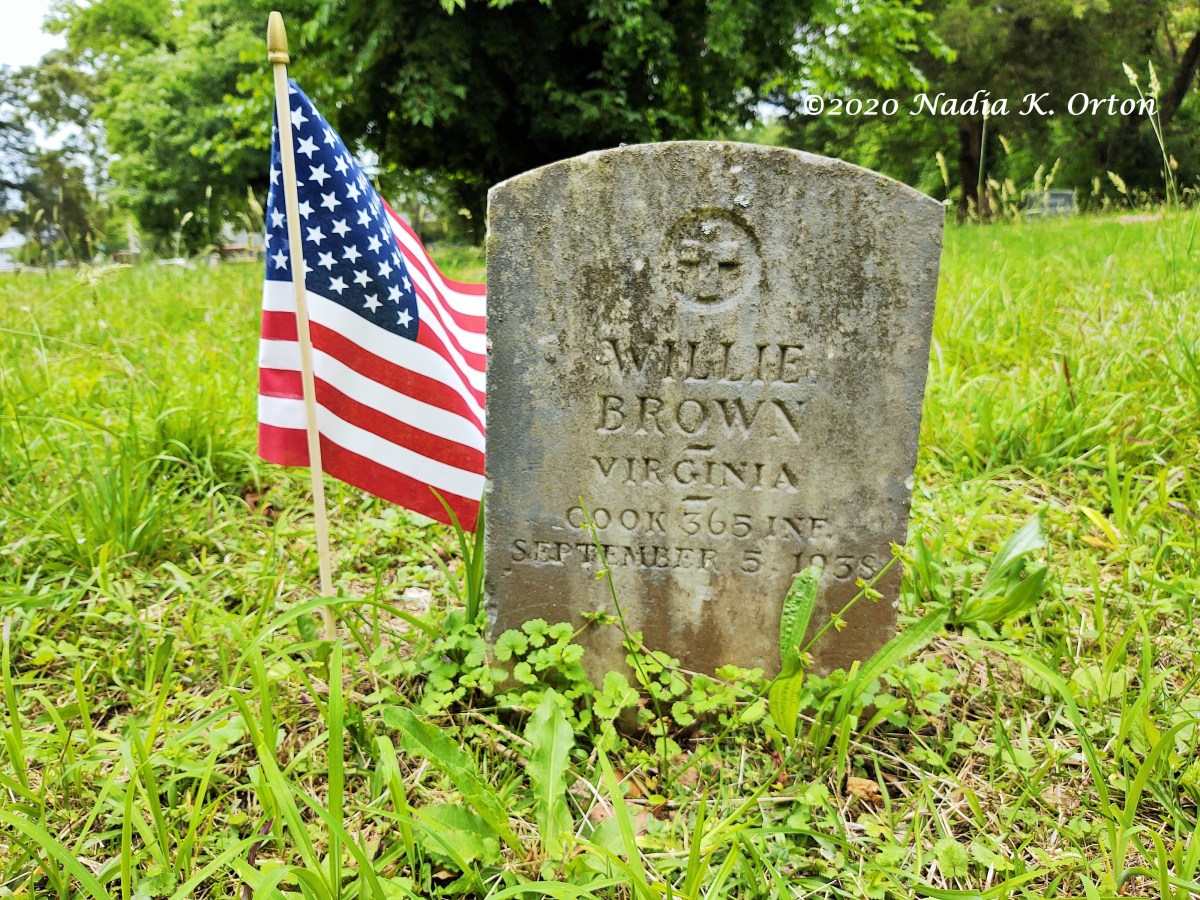 Suffolk, Virginia: Memorial Day, 2020, Oak Lawn Cemetery