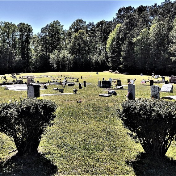 Prince George County, Virginia: Little Mount Baptist Church and Cemetery, Disputanta