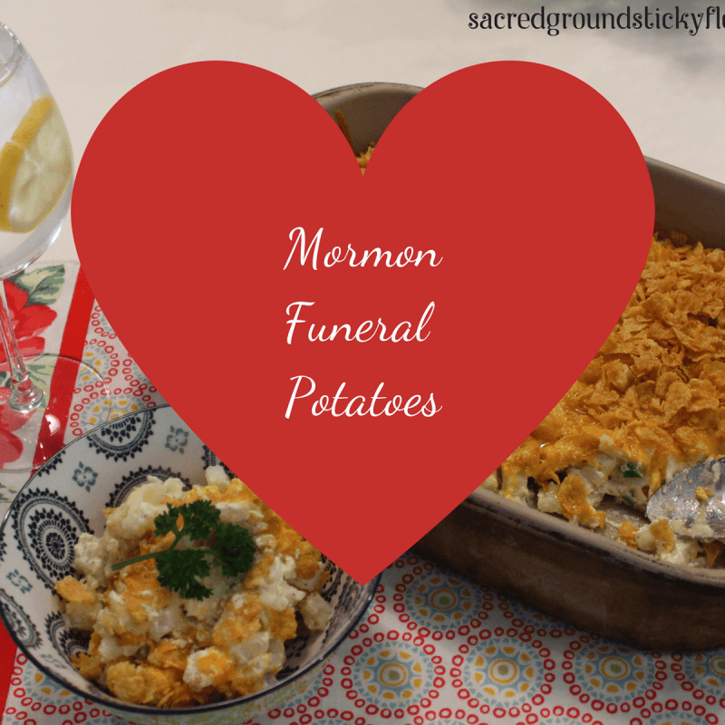 mormon funeral potatoes best side dish
